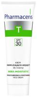 Крем для лица Pharmaceris T Sebo-Moistatic увлажняюще-смягчающий SPF30 (50мл) -