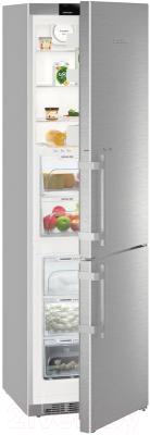 Холодильник с морозильником Liebherr CBNef 4835