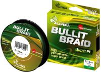 Леска монофильная Allvega Bullit Braid 0.26мм 270м / BB270GR26 (темно-зеленый) -