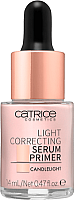 Основа под макияж Catrice Light Correcting Serum Primer тон 010 (14мл) -
