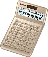 Калькулятор Casio JW-200SC-GD (золото) -