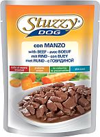 Корм для собак Stuzzy с говядиной в соусе (100г) -
