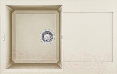 Мойка кухонная Elleci Easy 300 Bianco Antico G62 / LGY30062