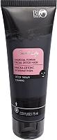 Маска для лица кремовая Bio World Detox Therapy угольная пудра (75мл) -