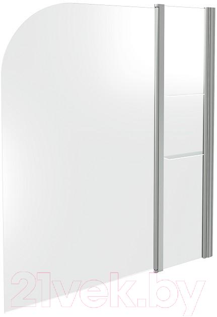 Купить Стеклянная шторка для ванны Good Door, Screen HS-100-C-CH, Россия