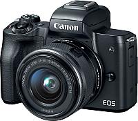 Беззеркальный фотоаппарат Canon EOS M50 IS STM 15-45mm / 2680C060AA -