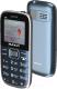 Мобильный телефон Maxvi B6 (маренго) -