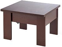 Стол-трансформер Halmar Serafin /  V-PL-Serafin-Lawstol-C (темный орех) -
