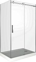 Душевой уголок Good Door Altair WTW-120-C-CH + SP-80-C-CH -