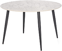 Обеденный стол Halmar Belato D120x76 (мрамор) -