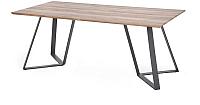 Обеденный стол Halmar Calgary (деревенский орех) -