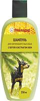 Шампунь для животных Пчелодар Для короткошерстных собак с пергой и хвоей  (250мл) -