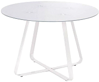 Обеденный стол Halmar Looper (белый) -