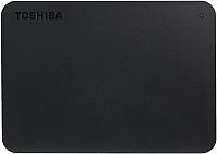 Внешний жесткий диск Toshiba Canvio Basics 2TB Black (HDTB420EK3AA) -