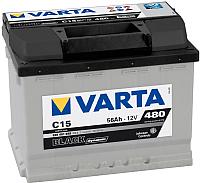 Автомобильный аккумулятор Varta Black Dynamic C15 / 556401048 (56 А/ч) -