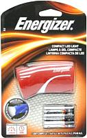 Фонарь Energizer FL Pocket Light+3AAA / E300695700 (красный) -