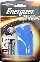 Фонарь Energizer FL Pocket Light+3AAA / E300695700 (синий) -