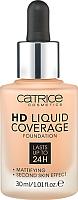 Тональный крем Catrice HD Liquid Coverage тон 030 (30мл) -
