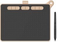 Графический планшет Parblo Ninos S (розовый) -
