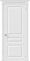 Дверь межкомнатная el'Porta Скинни-14 80x200 (Whitey) -
