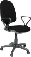 Кресло офисное UTFC Престиж Самба (C11/черный) -