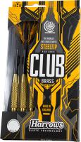 Дротики для дартса Harrows Steeltip Club Brass / 5635/ 842HRED10724 -
