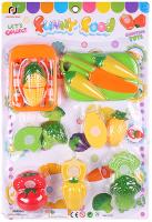 Набор игрушечных продуктов Darvish Фрукты,овощи / DV-T-1049 -