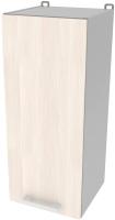Шкаф навесной для кухни Интерлиния Компо ВШ30-720-1дв (вудлайн кремовый) -