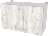 Шкаф под вытяжку Интерлиния Компо ВШГ 60-360 (дуб белый) -