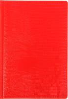 Ежедневник Hatber Ляссе Tijus Uguana / 176Ед6 03628 (алый) -