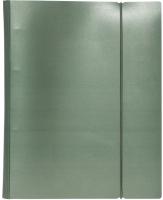 Тетрадь Hatber Metallic / 120ТК5Вр1-03412 (темно-зеленый) -