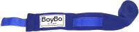 Боксерские бинты BoyBo Хлопок 3.5м (синий) -