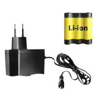 Зарядное устройство для электроинструмента ADA Instruments A00536 (с аккумулятором) -