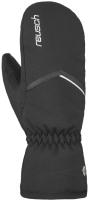 Варежки лыжные Reusch Marisa / 6031450 7701 (р-р 8.5, Mitten Black/White) -