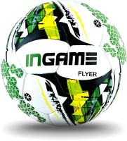 Футбольный мяч Ingame Flyer 2020 (белый/зеленый) -