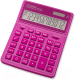 Калькулятор Citizen SDC-444X (розовый) -