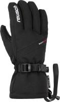 Перчатки лыжные Reusch Outset R-Tex XT / 6001261 7701 (р-р 8, Black/White) -