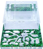 Муравьиная ферма AntPrima комплект Vip Арена Лес 341/MF (зеленый) -