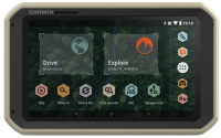 GPS навигатор Garmin Overlander / 010-02195-10 -