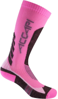 Термоноски детские Accapi Ski Perforce / 936-929 (р-р 23-26, розовый) -