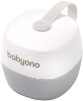 Контейнер для пустышки BabyOno Natural Nursing 535/01 (белый) -
