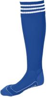 Гетры футбольные Masita Liverpool / 4021 (р-р 41-44, синий/белый) -
