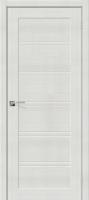 Дверь межкомнатная el'Porta Порта-28 80x200 (Bianco Veralinga/Magic Fog) -
