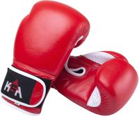 Боксерские перчатки KSA Wolf Red (12oz) -