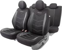 Чехол для сиденья Autoprofi Aeroboost AER-1102 BK/BK -