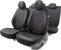Чехол для сиденья Autoprofi Arrow ARW-1102 BK/GY -
