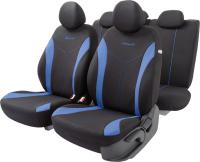 Чехол для сиденья Autoprofi Flex FLX-1102 BK/BL -