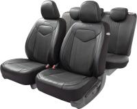 Чехол для сиденья Autoprofi Signature SGN-1505GF BK/BK -