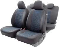 Чехол для сиденья Autoprofi Verona VER-1505 BK/BL -