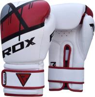 Боксерские перчатки RDX BGR-F7 (10oz, красный) -